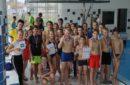 Krajské finále v plavání